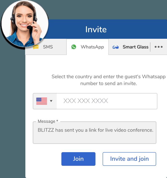 Invite-guest-to-remote-support-