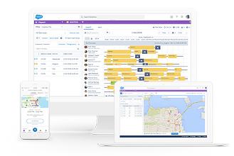 Image result for salesforce field service lightning